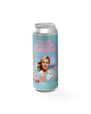 Bierblik 'You are my biggest superstar'