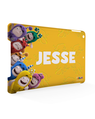 iPad Air cover Oddbods