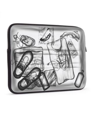 Laptop sleeve 13 inch X-Ray