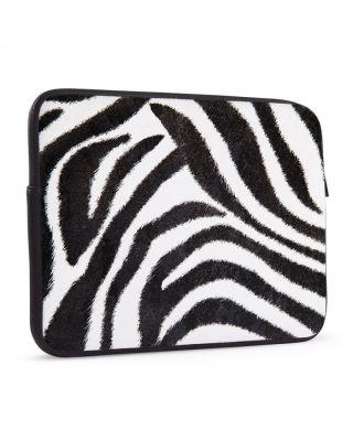 Laptop sleeve 13 inch Zebra