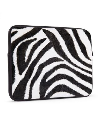 Laptop sleeve 17 inch Zebra