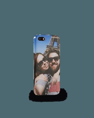 iPhone 5, 5s & SE (2016) hardcase eigen ontwerp