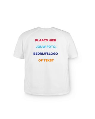 Sportshirt Kids eigen ontwerp