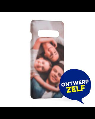 Samsung Galaxy S10 Hardcase eigen ontwerp