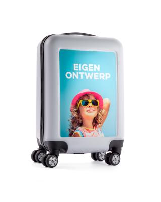 Koffer handbagage eigen ontwerp